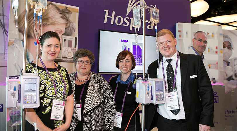Hospira - CNSA 2015 Major Supporters